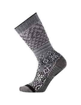 snowflake-flurry-sock---womens by smartwool