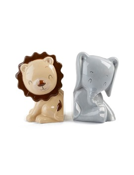 ceramic-safari-bookends by baby-aspen