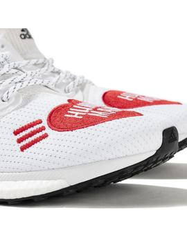 Adidas By Pharrell Williams Solar Hu Human Made / White by Adidas
