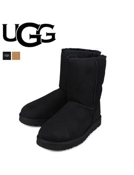 アグ Ugg Mouton Boots Men Classical Music Short Mens Classic Short 5800 Black Sheepskin [The 9/21 Additional Arrival] by Rakuten Global Market