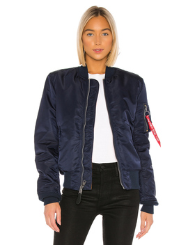ma-1-slim-fit-bomber by alpha-industries