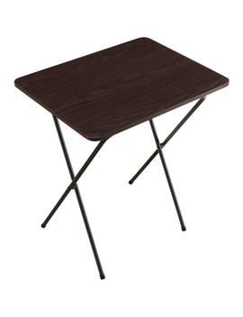 mainstays-espresso-folding-tray-table by mainstays