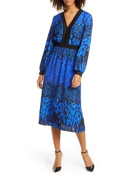 maryema-quartz-long-sleeve-a-line-dress by ted-baker-london