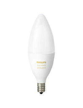 philips-hue-white-ambiance-chandelier-light-bulb by best-buy