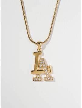 The La Necklace by Vanessa Mooney
