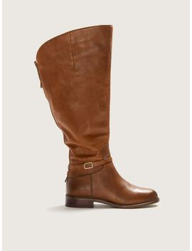 Haylie Leather Riding Boot   Franco Sarto Haylie Leather Riding Boot   Franco Sarto by Addition Elle