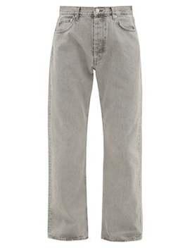 rush-straight-leg-jeans by hope