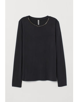 top-with-studs by h&m