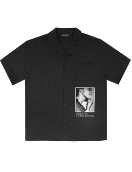 Chemise Kill Noir by Wasted