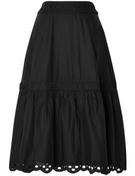 broderie-anglaise-trimmed-organic-cotton-voile-midi-skirt by jcrew