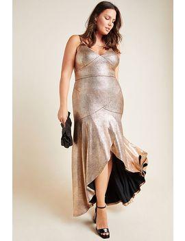 vicky-metallic-maxi-dress by hutch