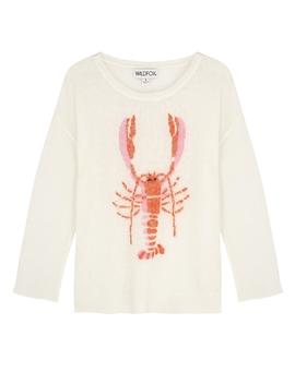 rock-lobster-genesis-fine-knit-jumper by wildfox
