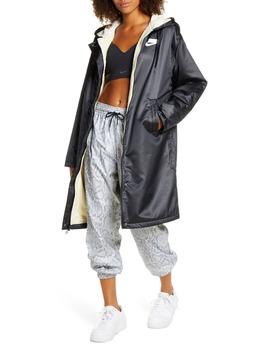 sportswear-fleece-lined-parka by nike