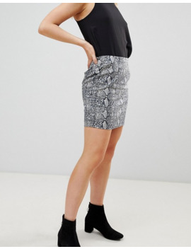 moves-by-minimum-snake-print-skirt by asos