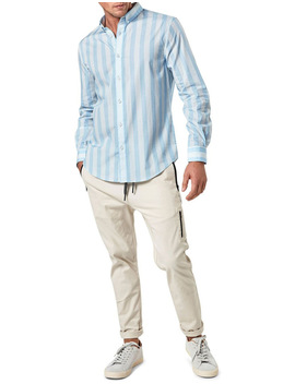 long-sleeve-vertical-stripe-shirt by charlie-holiday