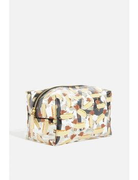 **dachshund-makeup-bag-by-skinnydip by topshop