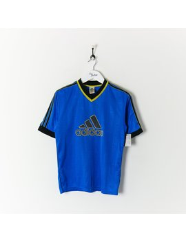 adidas-t-shirt-blue-small by adidas