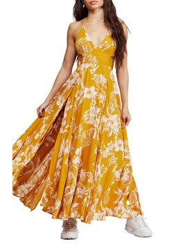 lille-print-maxi-dress by free-people