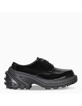 Black Derby With Removable Vibram Sole by 1017 A L Y X 9 Sm