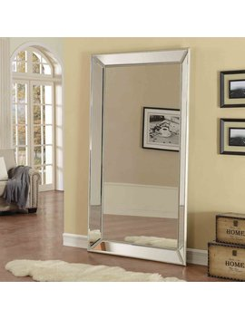 Coast To Coast Rectangular Floor Mirror by Hayneedle