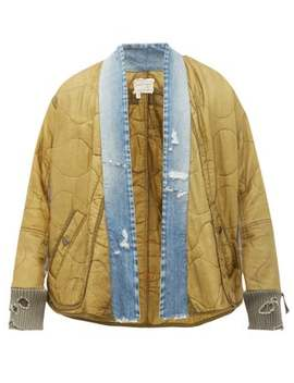 distressed-army-liner-cotton-jacket by greg-lauren