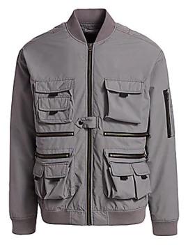 utility-bomber-jacket by madison-supply