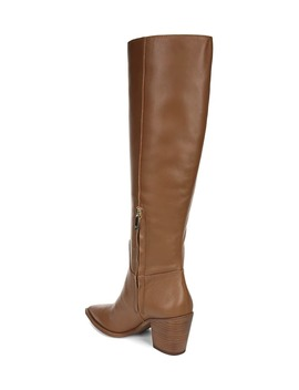 lindsey-pointed-toe-knee-high-boot by sam-edelman