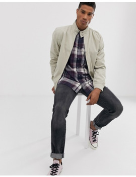 french-connection-multi-flannel-check-shirt by french-connection