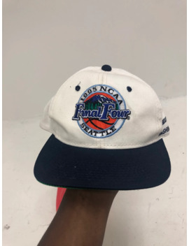 vintage-ncaa-final-four-1995-seattle-snapback-hat by ncaa  ×