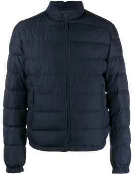 quilted-down-jacket by dolce-&-gabbana