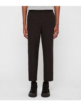Bellew Cropped Slim Pants by Allsaints