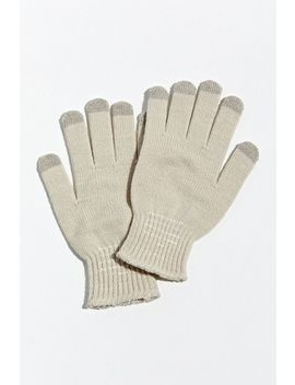 uo-knit-touch-screen-glove by urban-outfitters