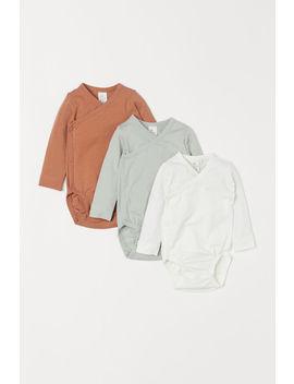 balenie-3ks-bavlnených-body by h&m