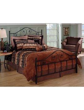hillsdale-furniture-harrison-metal-bed,-black,-multiple-sizes by hillsdale-furniture