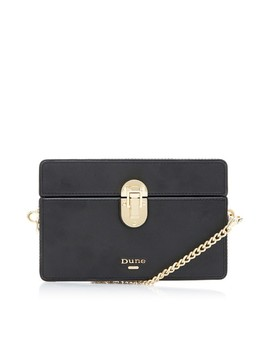 black-eminnie-box-cross-body-bag by dune