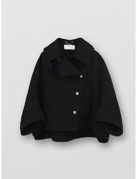 Cape Jacket by Chloe