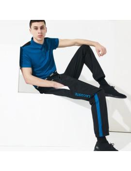 pantalon-de-survêtement-lacoste-sport-color-block-avec-marquage by lacoste