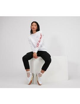 womens-bmx-long-sleeve-t-shirt- -white-_-red by vans