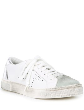 steven-by-steve-madden-rezza-leather-and-suede-star-lace-up-sneakers by steve-madden