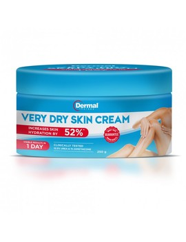 very-dry-skin-cream-250-g by dermal-therapy
