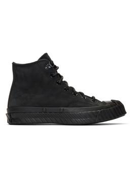 black-bosey-chuck-70-hi-sneakers by converse