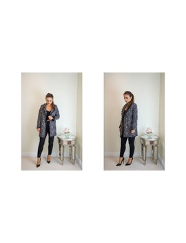 tweed-longline-jacket-with-pearl-detailing by styled-clothing