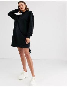 asos-design-tall-–-kapuzenpullover-kleid-aus-sweatshirt-material by asos