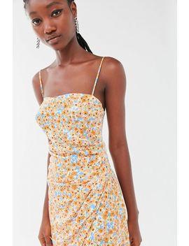 bec-+-bridge-heidi-floral-satin-midi-dress by bec-+-bridge