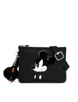 Disney's 90 Years Of Mickey Mouse 2 In 1 Large Pouch by May May