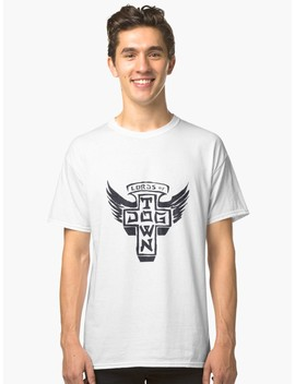 lords-of-dogtown-classic-t-shirt by panapoo
