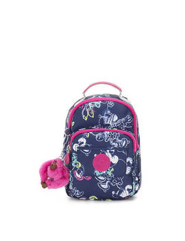 Disney's Minnie Mouse And Mickey Mouse 3 In 1 Convertible Mini Bag Backpack by Alber Alber