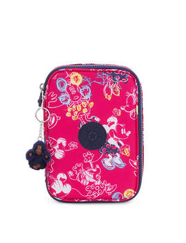 Disney's Minnie Mouse And Mickey Mouse Printed Case by 100 Pens100 Pens