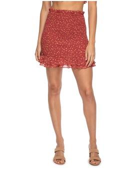 suri-shirred-skirt by lulu-&-rose