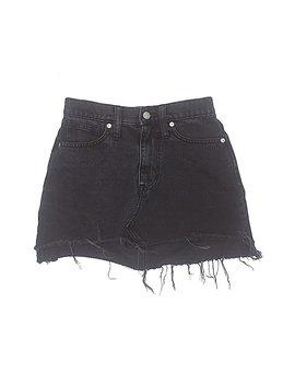 denim-skirt by madewell